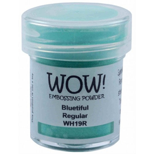Polvos embossing WOW - Bluetiful Regular