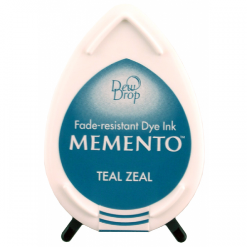 MEMENTO DEW DROP TEAL ZEAL