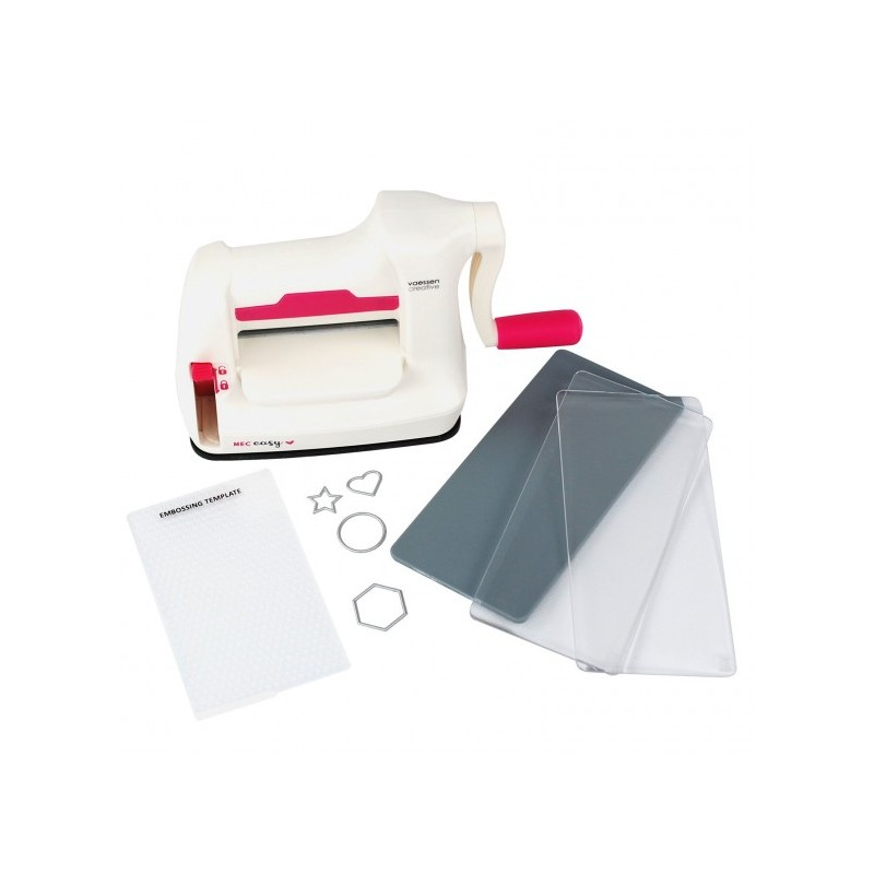 Cut & Emboss Easy Mini StarterKit
