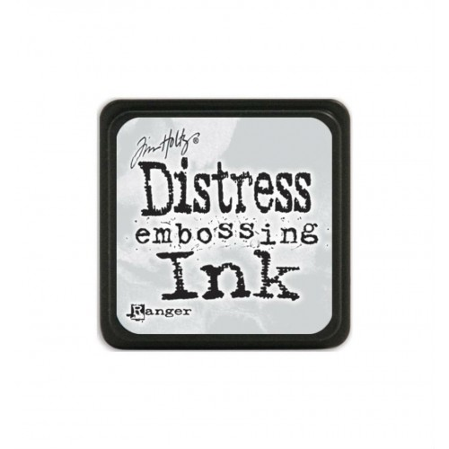 Distress tinta para embossing
