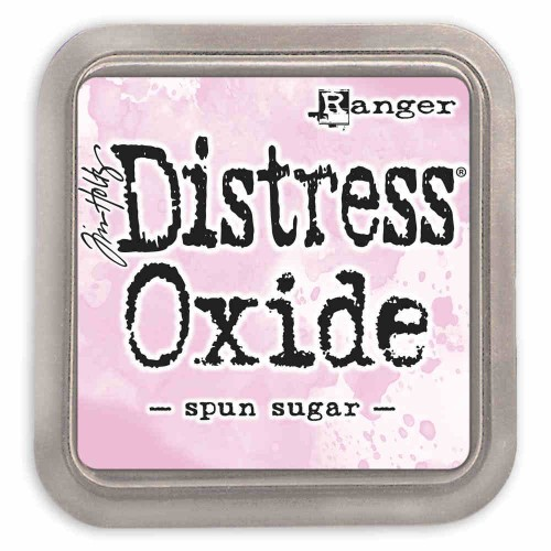 Tinta Distress Oxide Tim Holtz - Spun sugar.