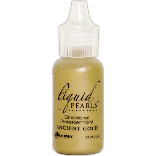 Liquid Pearls - Ancient Gold.