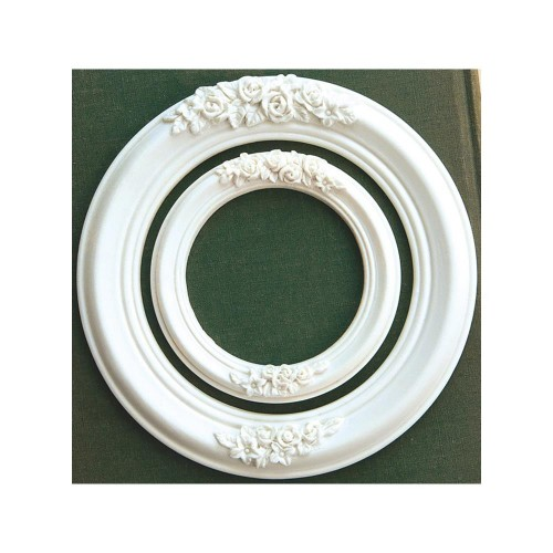 Prima Marketing Memory Hardware Resin Frames - Petite Round