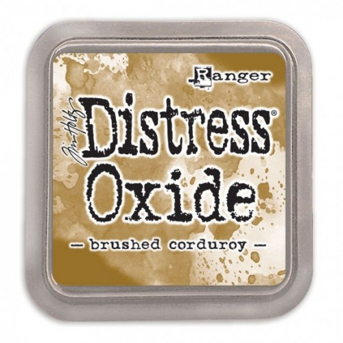 Tinta Distress Oxide Tim Holtz - Brushed Corduroy.