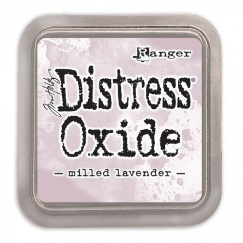 Tinta Distress Oxide Tim Holtz - Milled Lavender.