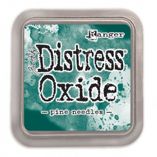 Tinta Distress Oxide Tim Holtz - Pine Needles.