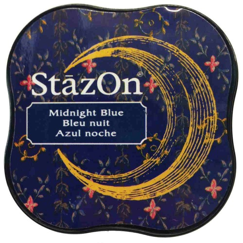 Midnight Blue StazOn midi