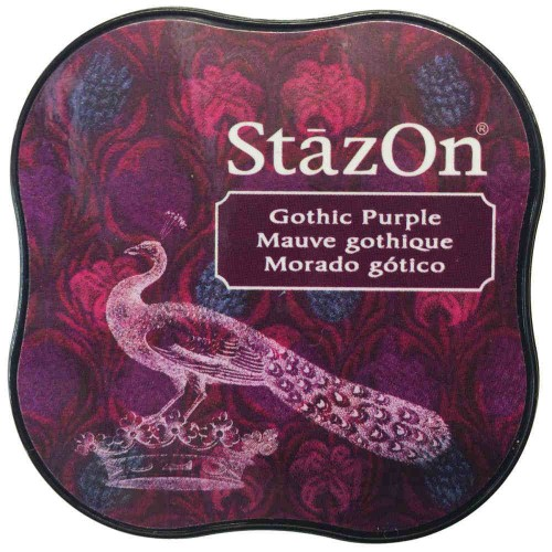 Gothic Purple StazOn midi