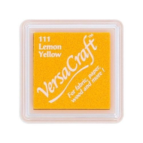 Tinta Versacraft - Lemon Yellow