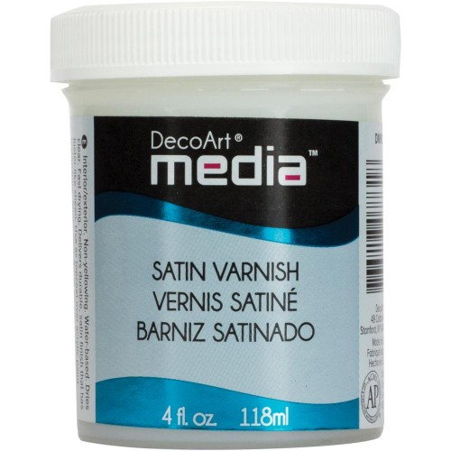 Barniz satin Decoart 118 ml.