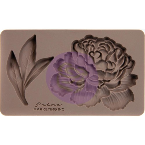 Prima Marketing Decor Mould - Midnight Garden