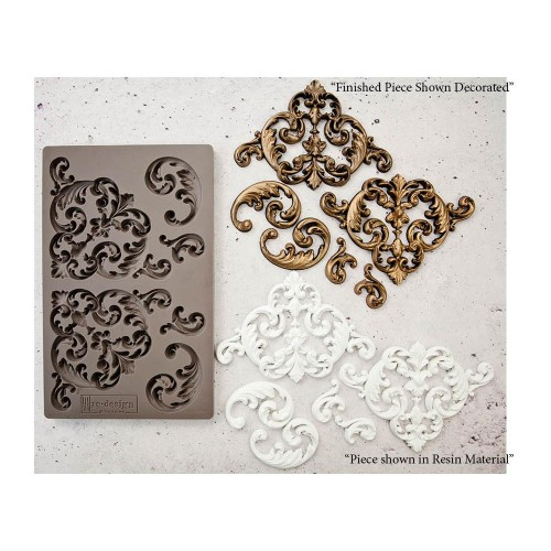Prima Re-Design Decor Mould - Hollybrook Ironwork