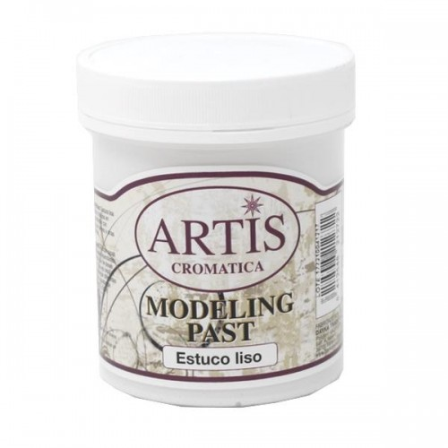 Modeling Past Artis Estuco liso - 250 ml.