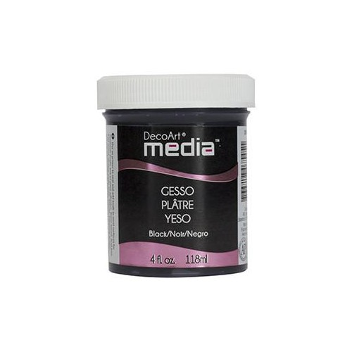 Gesso negro Decoart 118 ml.