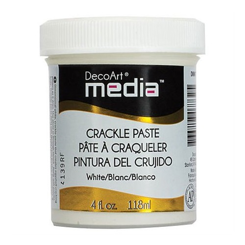 Crackle Paste Decoart Blanco