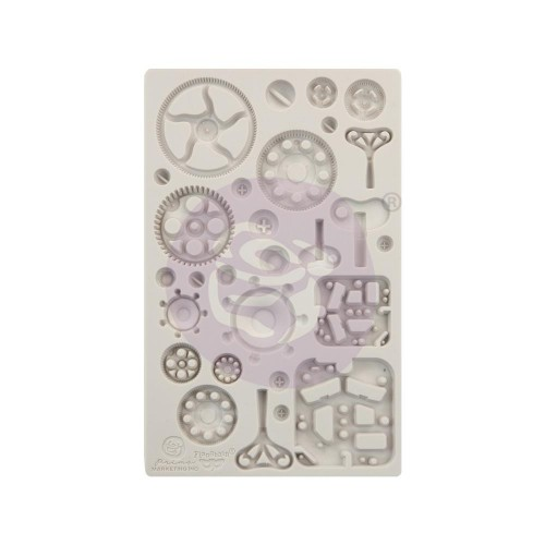 Finnabair Decor Moulds - Mechanica
