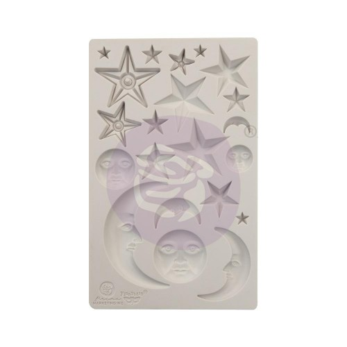 Finnabair Decor Moulds - Start & Moons