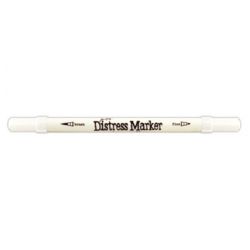 Distress Marker Picket Fence
