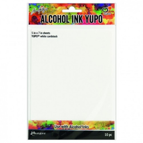 Kit de tarjetas Yupo Alcohol Ink