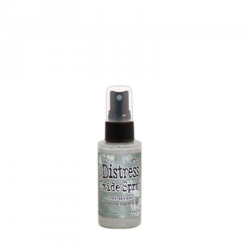 Tinta Distress Oxide Spray - iced spruce