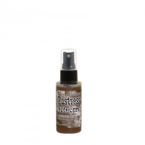 Tinta Distress Oxide Spray - walnut stain