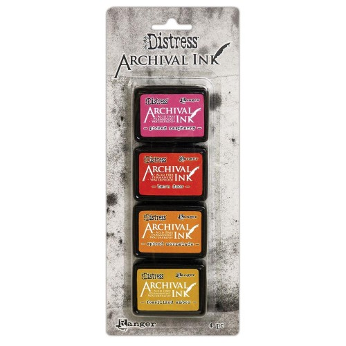 Kit de tintas Distress Archival - Kit 1