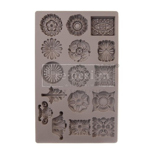 Finnabair Decor Moulds - Etruscan Accents