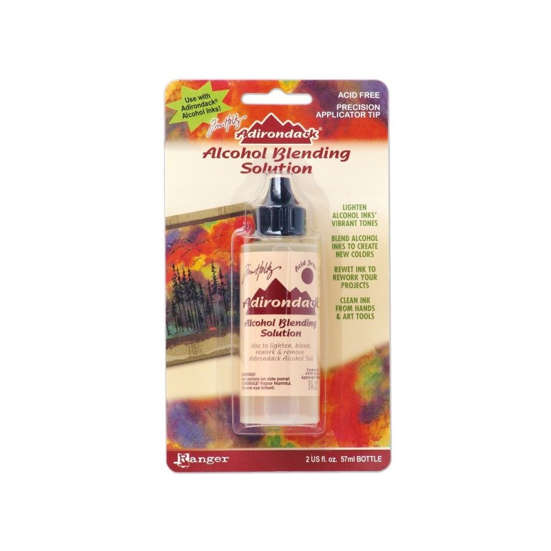 Ranger Tim Holtz alcohol ink blending solution