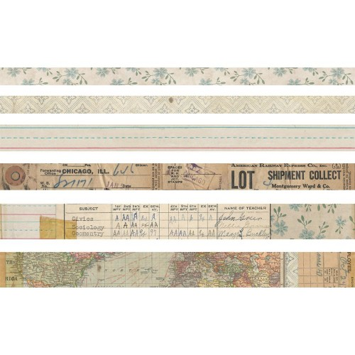 Idea-0logy Design Tape - Elementary