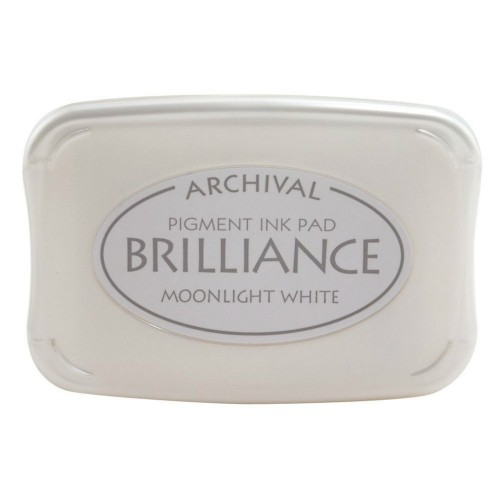 Tinta Brilliance Moonlight White