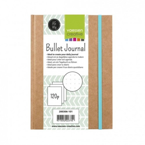 Cuaderno Bullet Journal DIN A5