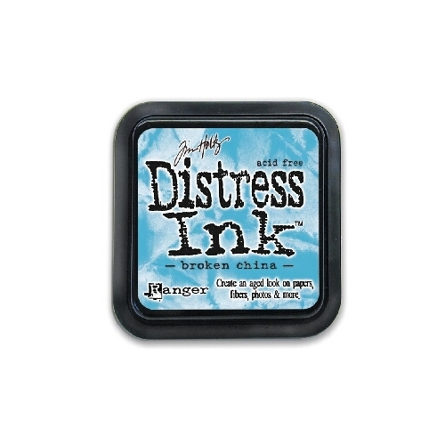 Tinta Distress Broken China