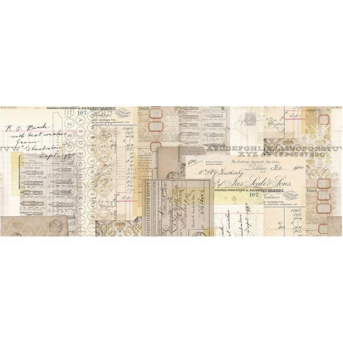 Idea-Ology Collage Paper Typography - Tim Holtz