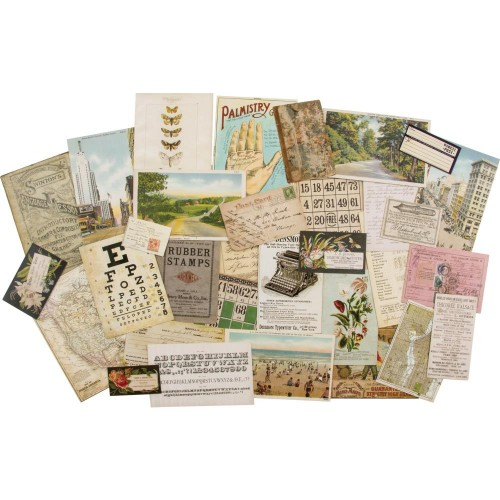 Idea-Ology Layers Remnants - Tim Holtz