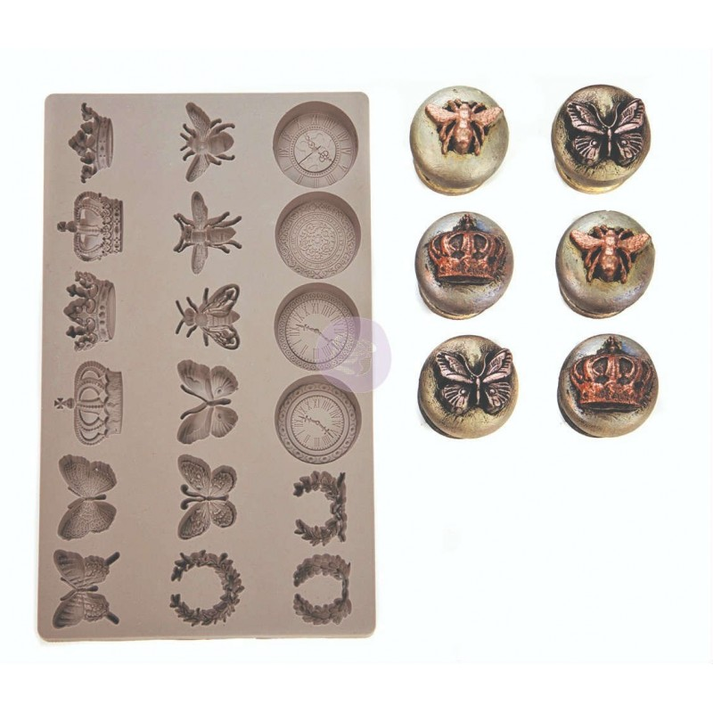 Finnabair Decor Moulds - Regal Findings