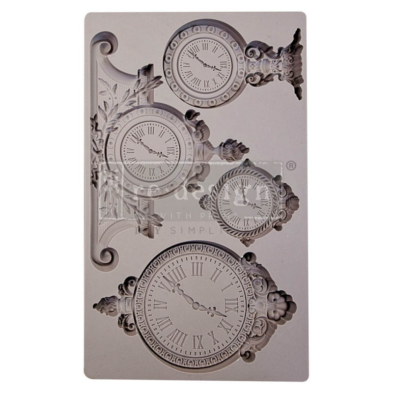 Finnabair Decor Moulds - Elisian Clockworks