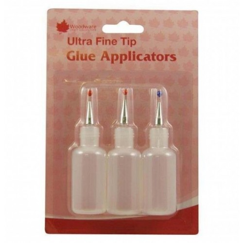 Ultra Fine Tip Glue Applicators