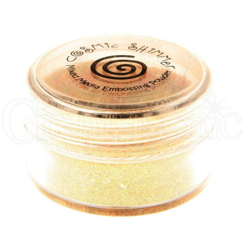 Cosmic Shimmer Mixed Media Embossing Powder - Satin Sunset by Andy Skinner