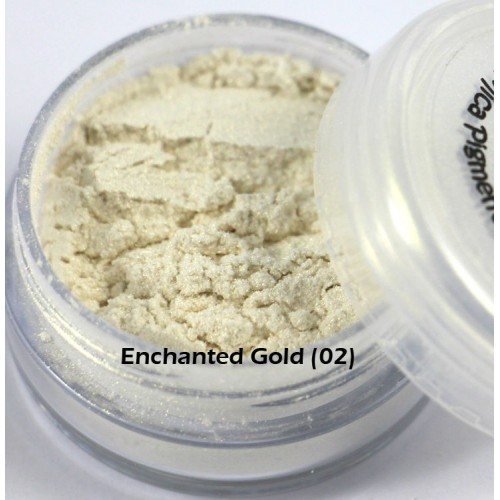 Cosmic Shimmer Mica Pigment Enchanted Gold
