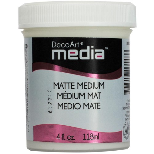 Decoart Media - Medium Matte
