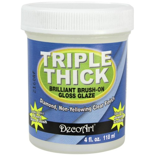 Barniz Brillante Triple Thick - Decoart