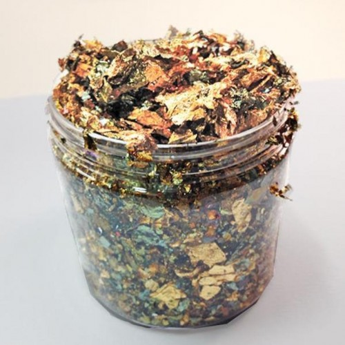 Cosmic Shimmer Gilding Flakes Summer Meadow