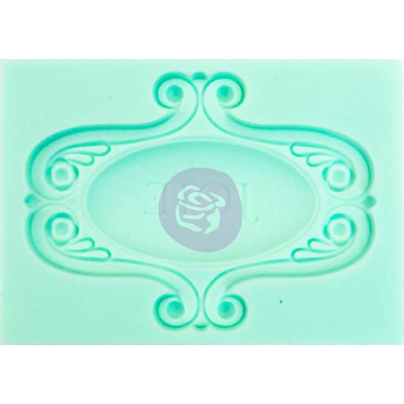 Iron Orchid Designs Vintage Art Decor Mould - Joie
