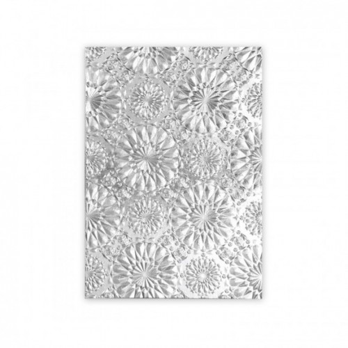 Carpeta de embossing 3D Sizzix by Tim Holtz Kaleidoscope