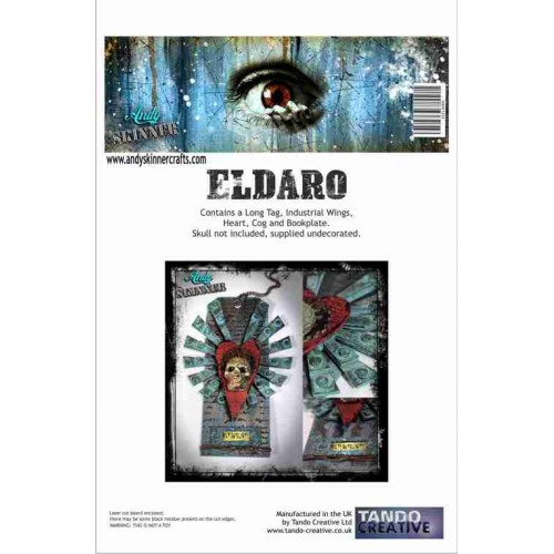 Chipboard Eldaro by Andy Skinner