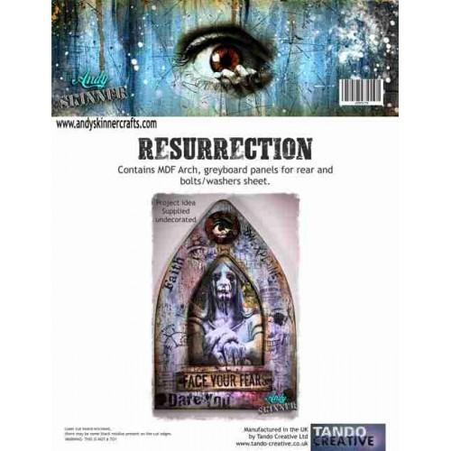 Chipboard Resurrection by Andy Skinner