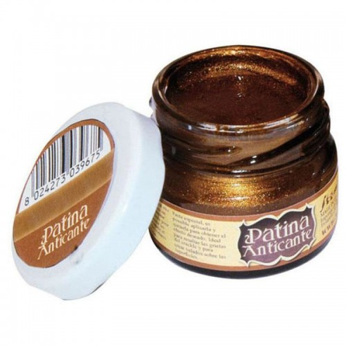 Patina Anticante 20 ml - Cooper - Stamperia