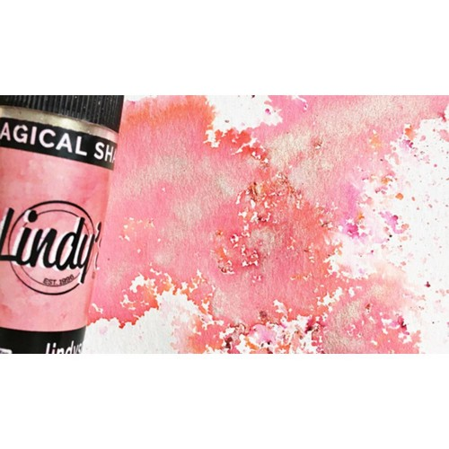 Magical Shakers de Lindy's Stamp- Alpine Ice Rose