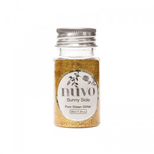Nuvo glitter sunny side