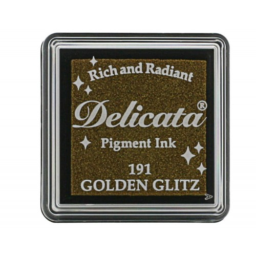 Tinta DELICATA color Golden Glitz